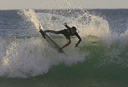 Title: Barron Freeing the Fins Surfer: Mamiya, Barron Type: Action