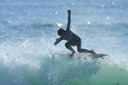 Title: Pat Hits It Surfer: Curren, Pat Type: Action