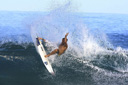 Title: Taylor Hitting It Surfer: Knox, Taylor Type: Action