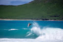 Title: Koa Backside Punt Surfer: Smith, Koa Type: Action