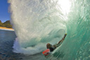 Title: Mike Tubed Surfer: Stewart, Mike Type: Barrel