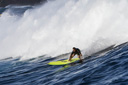Title: Nathan Dropping into a Beast Location: Hawaii Surfer: Fletcher, Nathan Type: Big Waves