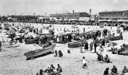 Title: Newport Fish Market 1930s Photo Of: stock Type: Classic Surf
