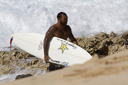 Title: Sunny Carrying Board Surfer: Garcia, Sunny Type: Action