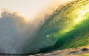 Title: Green Pipe Photo Of: stock Type: Empty Waves
