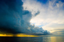 Title: South Pacific Storm Front Location: South Pacific Photo Of: stock Type: Landscapes