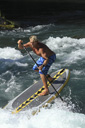 Title: Chuck River Rapid Paddle Surfer: Patterson, Chuck Type: Stand Up Paddle