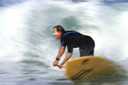 Title: Chuck Bottom Turn Speed Blurr Surfer: Patterson, Chuck Type: Stand Up Paddle
