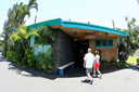 Title: Haleiwa Joes Entrance Photo Of: stock Type: Tourism