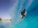 Title: Dion Wave Pool Tube Surfer: Agius, Dion Type: Barrel