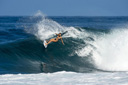 Title: Alana Carving Location: Hawaii Surfer: Blanchard, Alana Type: Action