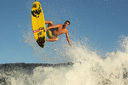 Title: Alex Frontside Flight Location: Samoa Surfer: Smith, Alex Type: Action