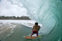 Title: Balaram Tubed Surfer: Stack, Balaram Type: Barrel