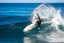 Title: Bede Cuts Back Surfer: Durbidge, Bede Type: Action
