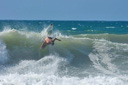 Title: Nathan Hitting It Surfer: Carroll, Nathan Type: Action