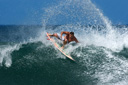 Title: Nathan Slashing the Lip Surfer: Carroll, Nathan Type: Action