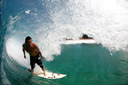 Title: Mike In the Barrel Surfer: Dodd, Mike Type: Barrel