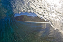 Title: Tahiti Barrel View Photo Of: stock Type: Empty Waves