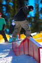 Title: Park Grind Location: Colorado Photo Of: stock Type: Extreme Sports