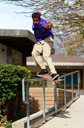 Title: Skater Boardslide Photo Of: stock Type: Extreme Sports
