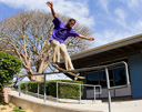 Title: Skater Grind Handrail Photo Of: stock Type: Extreme Sports