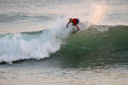 Title: Finn Backhand Turn Surfer: McGill, Finn Type: Action
