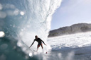 Title: Gavin Shacked Surfer: Beschen, Gavin Type: Barrel