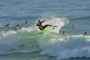 Title: Brian Above the Lip Surfer: Hewitson, Brian Type: Action