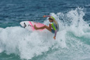 Title: Rosy Hits It Surfer: Hodge, Rosy Type: Action