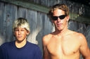 Title: Andy and Bruce Surfer: Irons, Andy Type: Portraits