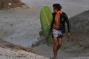 Title: Jared with Board Surfer: Mell, Jared Type: Portraits