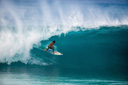 Title: Barger Pipe Tube Surfer: Barger, Kai Type: Barrel