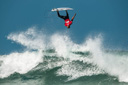 Title: Slater Upside Down in France Surfer: Slater, Kelly Type: Action