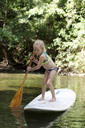 Title: Little Girl SUP Photo Of: stock Type: Kids