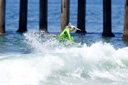 Title: Kyuss Frontside Punt Location: California Surfer: King, Kyuss Type: Action