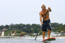 Title: Laird Paddling Surfer: Hamilton, Laird Type: Action