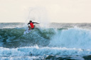 Title: Lakey Snapping Location: Australia Surfer: Peterson, Lakey Type: Action