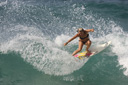 Title: Leila Releases the Fins Surfer: Hurst, Leila Type: Action