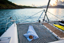 Title: Sleeping on Boat Location: Caribbean Photo Of: stock Type: Lifestyle