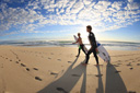 Title: WA Beach Walk Location: Australia Photo Of: stock Type: Lifestyle