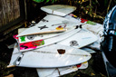 Title: North Shore Broken Boards Photo Of: stock Type: Lifestyle