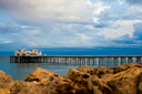 Title: Malibu Peir Photo Of: stock Type: Landscapes