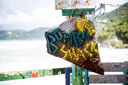 Title: Tortola Sign Photo Of: stock Type: Landscapes
