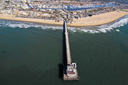 Title: Newport Pier Aerial Photo Of: stock Type: Landscapes