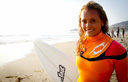 Title: Malia Portrait Surfer: Ward, Malia