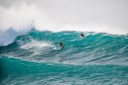 Title: Mason 2nd Reef Ollie Surfer: Ho, Mason Type: Action