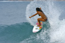 Title: Megan Hitting It Surfer: Abubo, Megan Type: Action