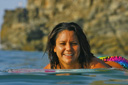 Title: Megan In the Water Surfer: Abubo, Megan Type: Portraits