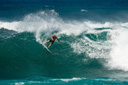 Title: Fanning on a Rail Surfer: Fanning, Mick Type: Action