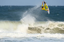 Title: Mitch Huge Frontside Punt Location: Africa Surfer: Coleborn, Mitch Type: Action
